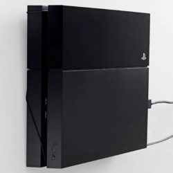 Playstation 4ps4 Wall Mount By Floating Grip The Worlds Smartest